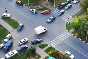 Unfallskizze zeichnen – Schematische Unfallzeichnung