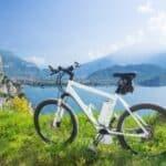 """E-Bikes (oder """"eBikes"""") erleichtern das Fahren langer Strecken."""