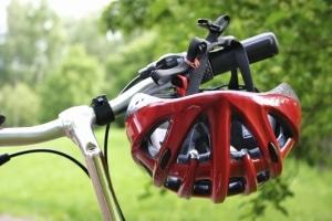 Auf dem Pedelec besteht keine Helmpflicht, auf dem E-Bike und S-Pedelec dagegen schon.