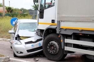 Durch das LKW-Fahrtenbuch sollen Unfälle wie dieser vermieden werden.