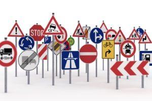 Verkehrszeichen In Deutschland Verkehrsrecht 2019