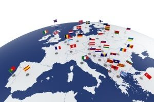 Ein europäischer Führerschein ist in allen EU- und vielen EWR-Staaten gültig.