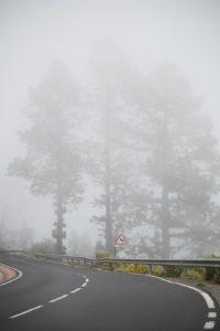 Wann darf man Nebelscheinwerfer benutzen? Nur, wenn die Sichtverhältnisse schlecht sind.