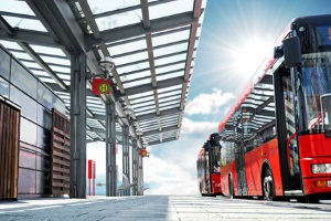 Gilt für Reisebusse auf der Autobahn eine Höchstgeschwindigkeit in Deutschland?
