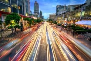 Eine Geschwindigkeitsübertretung gilt in der Regel als Ordnungswidrigkeit.