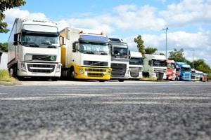 Ein Fahrsicherheitstraining für Transporter kann ebenso sinnvoll sein wie für LKW.