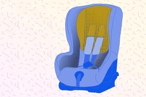 Kindersitz: Welche Größe muss er haben?