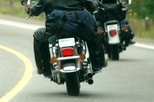 Wie die Motorradbeleuchtung aussehen muss, ist in der StVZO festgelegt.