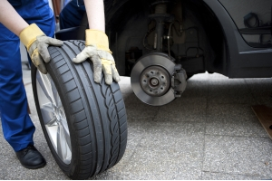 DOT-Nummern sind zur einheitlichen Reifenkennzeichnung gedacht.