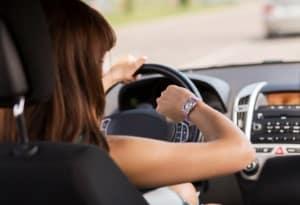 Im Fahrtraining für Frauen wird oft auch auf Stresssituationen eingegangen.