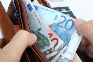 Die Erhöhung der Geldbuße bei Voreintragungen kann von Region zu Region variieren.