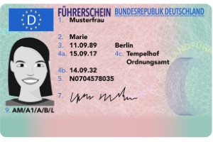 Ersatzfuhrerschein Antrag Kosten Infos Zur Fahrerlaubnis