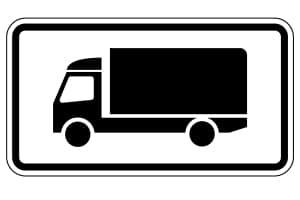 Lkw mit 7,5 t zGG: Die Zuladung beträgt hier etwa 2 bis 2,5 t.