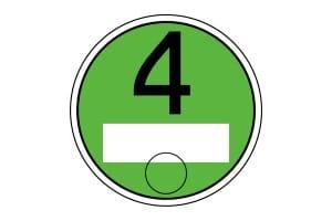 Autofahrer sollten sich eine Umweltplakette kaufen, wenn Sie in eine Umweltzone fahren möchten.