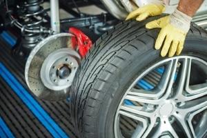 """Reifen mit der Kennzeichnung """"XL"""" eignen sich für schwerere Fahrzeuge."""
