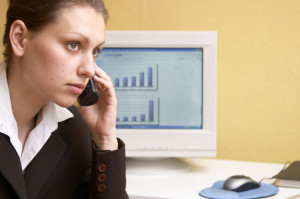 Ein Bußgeld gibt es auch für illegale Telefonwerbung