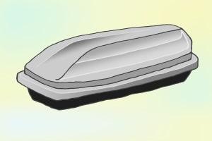 Die Form und das Eigengewicht der Dachbox können den Spritverbrauch beeinflussen.