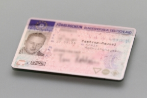 Der EU-Führerschein ist international in allen EU- und EWR-Staaten gültig.