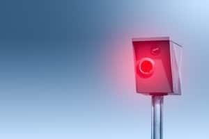 blitzer infrarot