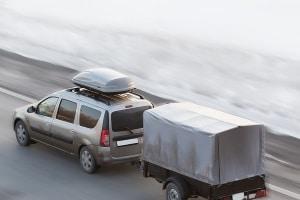 Oft ist ein Mehrverbrauch bei montierter Dachbox nicht zu verhindern.