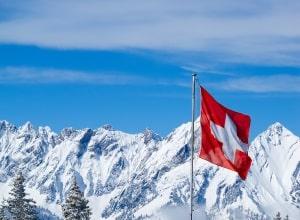 Nur lokal in der Schweiz möglich: Eine Schneekettenpflicht.