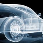 Selbstfahrende Autos sind die Fahrzeuge der Zukunft.