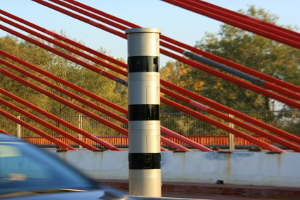 Ähnlich zum Radar: Der F1HP PoliScan funktioniert mittels Lidar-Technologie.