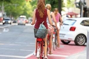 Ausgewiesene Radwege: In der Schweiz besteht eine Nutzungspflicht.