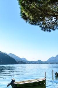 Sicherheitslinie missachtet: So kann der Urlaub in der Schweiz teuer werden.