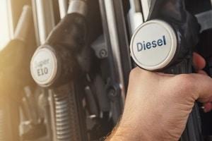 Seit dem Skandal steht für Dieselautos das Fahrverbot zur Debatte.