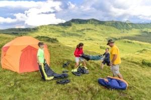 Die Benimmregeln in Kroatien sind eindeutig: Wildcampen ist verboten, stattdessen sind offizielle Campingplätze aufzusuchen.