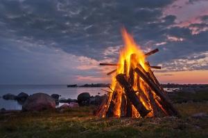 Wo ist Lagerfeuer am Strand erlaubt?