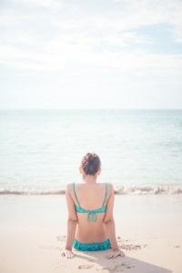 Oben ohne am Strand? Das ist nicht überall gestattet.