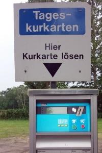 Urlaub an der Nordsee/Ostsee: Eine Kurtaxe wird vielerorts erhoben.