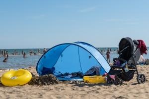 Unerwünschte Strandmuschel: Was ein Verbot für Urlauber bedeutet, erfahren Sie hier!