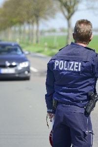 Ein Mängelbericht fürs Auto oder Motorrad kann auch durch die Polizei erstellt werden.