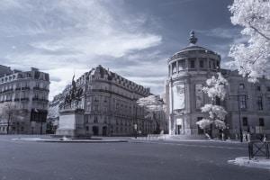 Ein Fahrverbot kann in Frankreich gegenüber allen Verkehrsteilnehmern ausgesprochen werden.