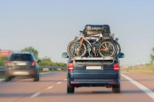 Fahrverbot: In Luxemburg sind Urlauber nicht davon ausgenommen.