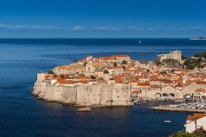Es gibt ein LKW-Fahrverbot in Kroatien.
