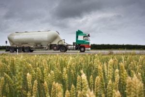 Fahrverbot: Ausländische LKW dürfen in Luxemburg nur die Transitstrecken benutzen.