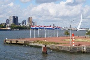 Ein Fahrverbot für die Niederlande ist auch für ausländische Fahrer möglich.
