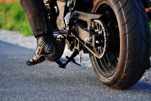 Mit dem Führerschein der Klasse 1 dürfen Sie Motorräder fahren.