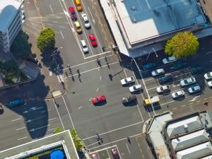 Das Verkehrsrecht beinhaltet auch Sanktionen für Fehlverhalten im Verkehr.