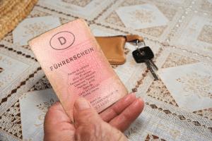 Wie lange ist mein DDR-Führerschein noch gültig?