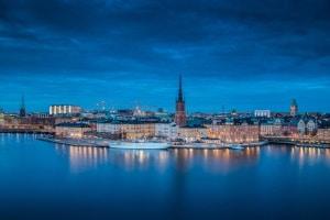 Ein LKW Fahrverbot ist in Schweden auch in den Umweltzonen nicht zu beachten.