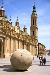 in Spanien gilt ein generelles LKW-Fahrverbot im Baskenland.
