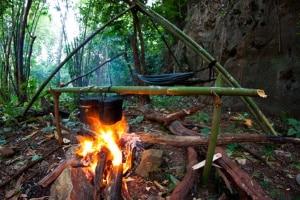 Waldbrand: Die Gefahr wird durch falsches Verhalten erhöht.