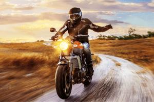 Mit dem Führerschein der Klasse 1b dürfen Sie 125ccm-Leichtkrafträder fahren.