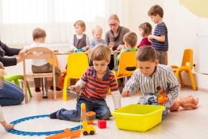 Anwohner müssen Kindergartenlärm grundsätzlich zunächst tolerieren.