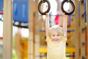 Eine Lärmbelästigung durch einen Kindergarten besteht nur in Ausnahmefällen.